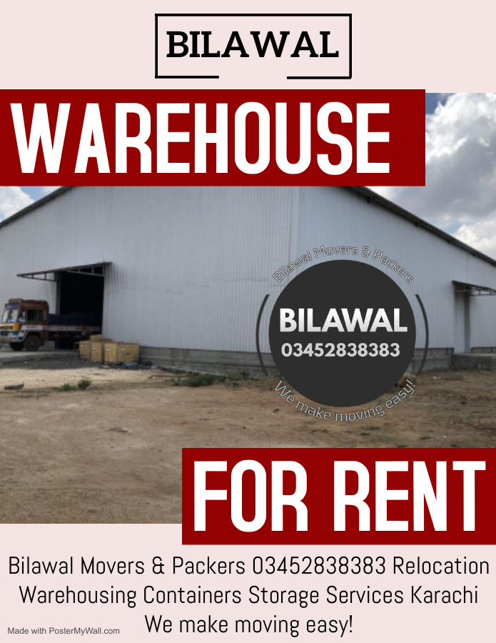 Warehouses for Rent in Old Truck Stand Maripur Road Karachi
